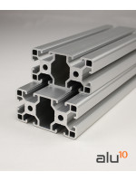 Perfil Aluminio Ranurado 4080