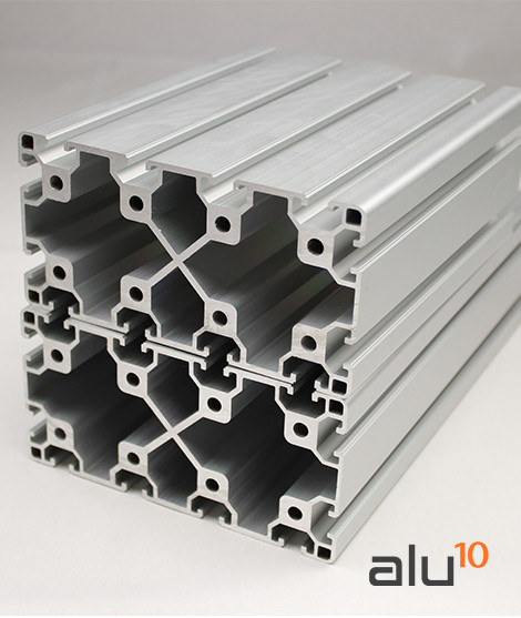 Profilo Alluminio 80160