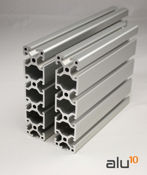 Profilo Alluminio 40160 CNC Alluminio Macchina
