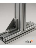 aluminio estructural aluminio máquinas bricolaje aluminio accesorios aluminio puerta modular
