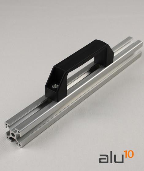 Aluminium Nutprofil  Aluminium Strebenprofil  Aluminiummaschinen CNC Aluminium Zaun aus Aluminium