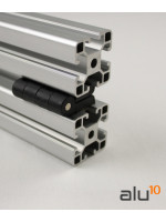 aluminium slot profile  fence aluminium machines guard structural aluminum  modular system machine