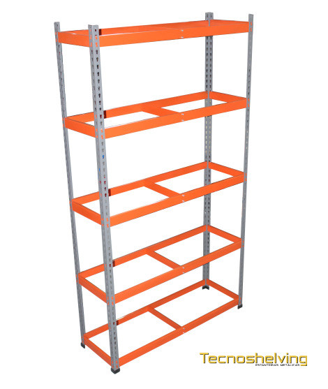 Industrial storage Storage shelving Metal shelvings tecnoshelving