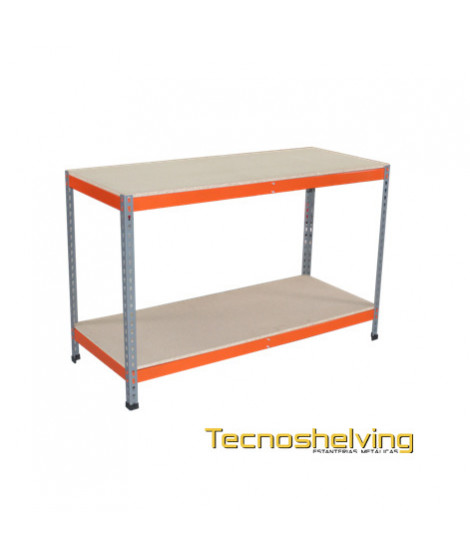 Rayonnages Metaliques table d'assemblage tecnoshelving