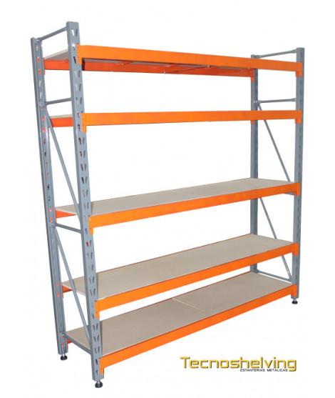 Stockage industriel Rayonnage Metaliques tecnoshelving