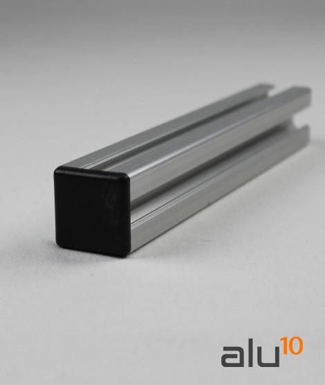 fence aluminium aluminum box guide clamping nut modular system machine CNC Aluminum