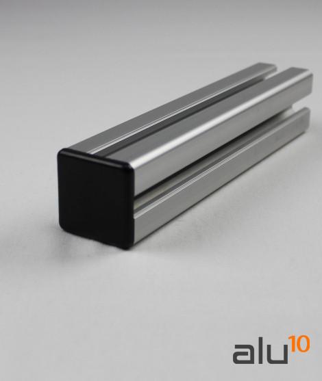 aluminio Ranurado tapa plastico CNC maquinas aluminio  bricolaje murcia alicante