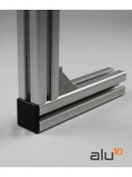 aluminum modular system aluminium slot profile aluminum machines aluminum box  aluminum accessories