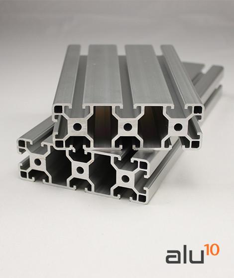 Barra Aluminio Maquinas CNC Bancadas - 40x120