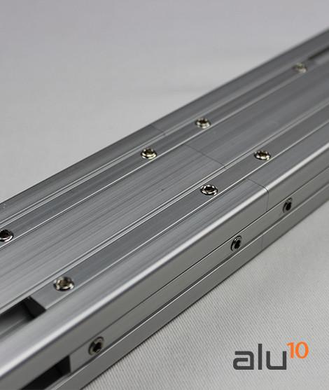 Straight Profile Connector