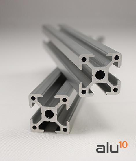 Aluminium slot profile 3030 - Dimensions