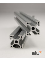 Aluminium slot profile 3030 - Dimensions