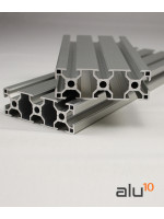 Perfil Aluminio Ranurado 3090